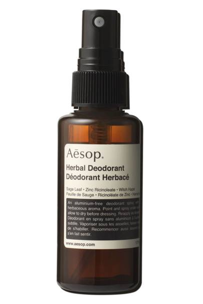 Best New Deodorant: Herbal Deodorant by Aēsop
