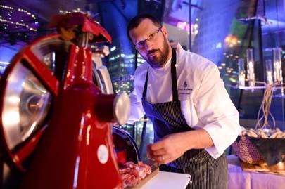 Master Chef, Sylvain Assie showcases his craft