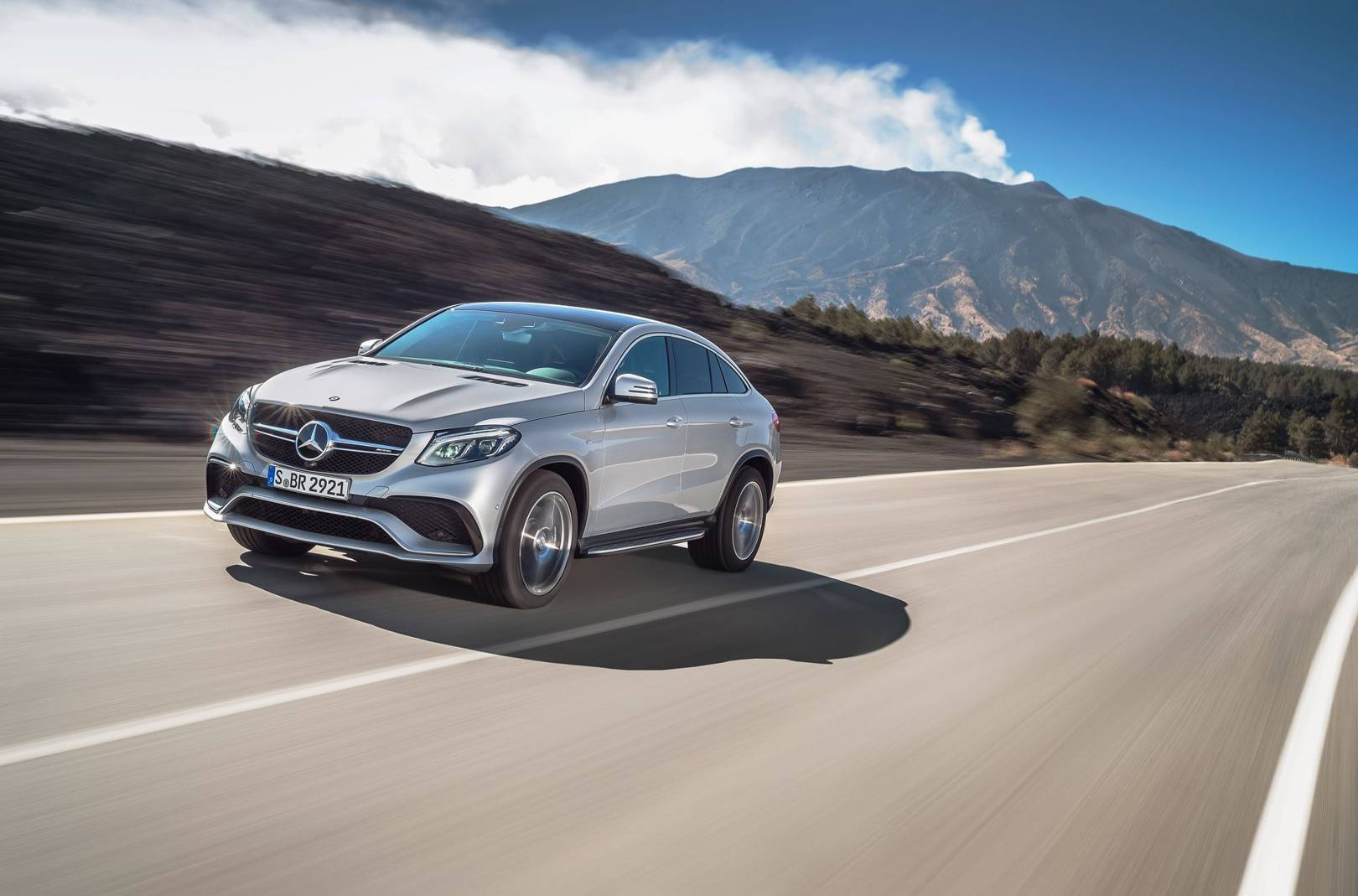 Mercedes Amg Gle 63 S Review One Of The Fastest Accelerating Suvs