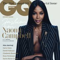 Fashion Icon of the Year: Naomi Campbell