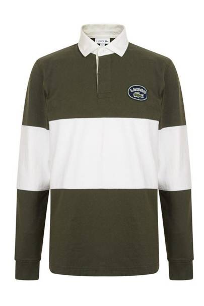 Rugby shirt by Lacoste