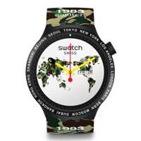 2. A Bathing Ape x Swatch watch