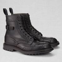 Belstaff x Tricker's 'Phoenix' boots