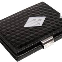 Black Cube Wallet by Exentri®
