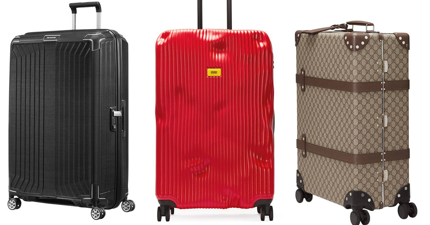 539fb7ed4b7ebe Best suitcases and travel bags to jet away with all year-round | British GQ