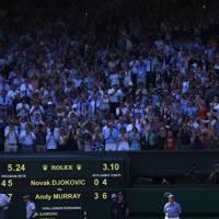 2013: A Brit wins Wimbledon