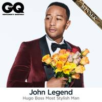 John Legend - Hugo Boss Most Stylish Man