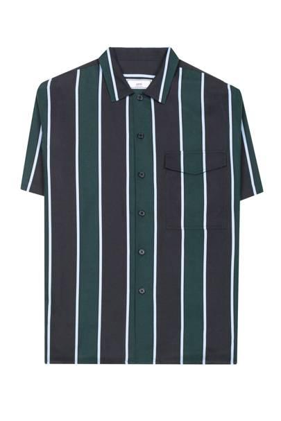 Ami short-sleeved shirt