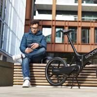 Gocycle 'fast folding' GX