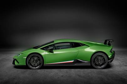 Lamborghini Huracan Performante Old School Lambo Naughtiness