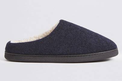 Felt mules by Marks & Spencer