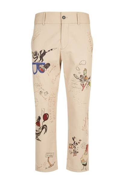 Trousers by Burberry