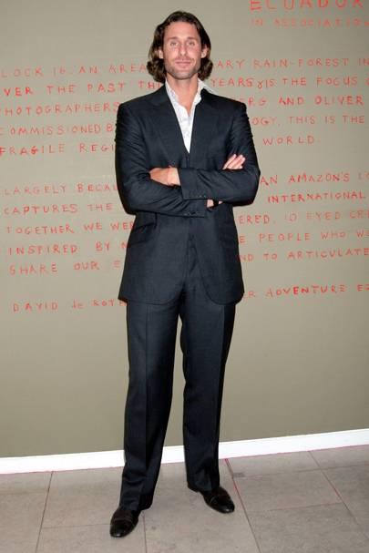 7. David Mayer de Rothschild