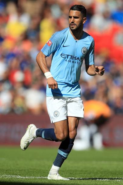 Riyad Mahrez – Leicester to Manchester City (£60 million)