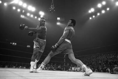Muhammad Ali vs Joe Frazier, 1971