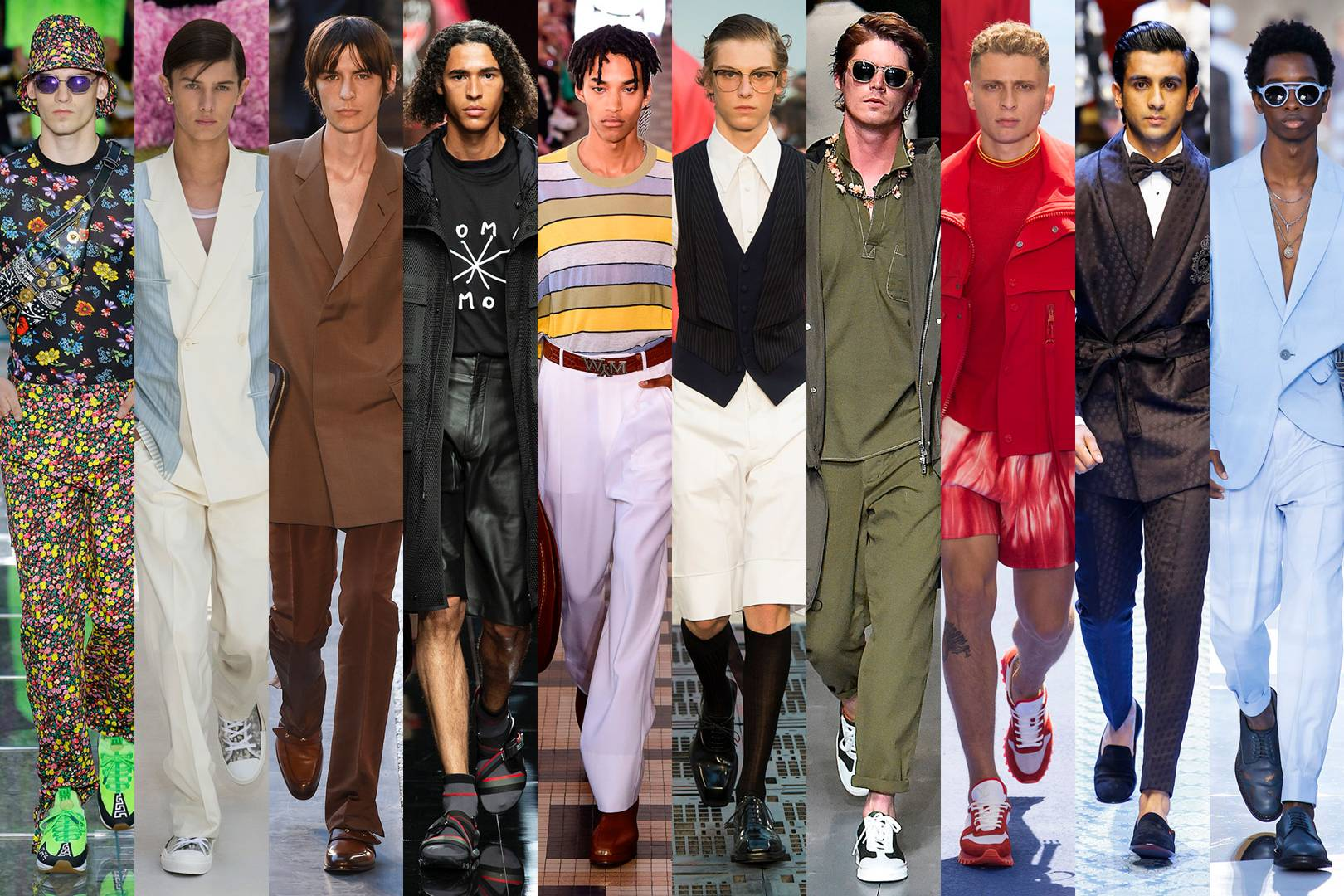 3e707cde737 Spring Summer 2019 trends for men