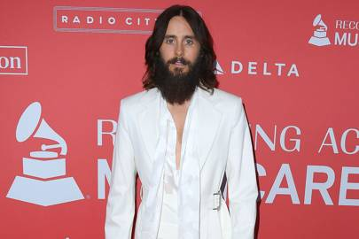 6a3aa1dfb8c Jared Leto finally broke his Gucci streak