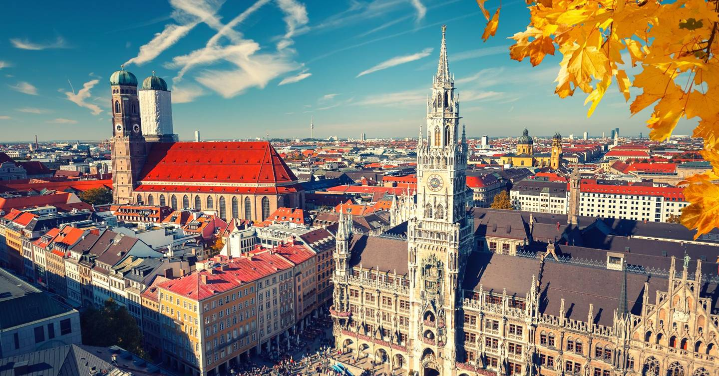 Things to do in munich this christmas british gq for Who s perfect munchen