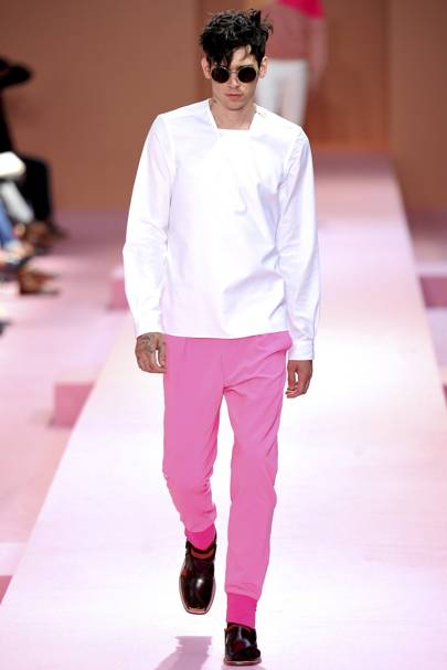 Anything as long as it's pink - Paul Smith