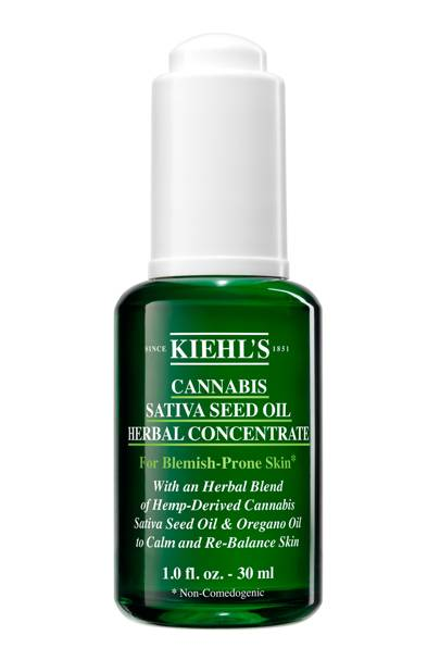 Cannabis Sative Seed Oil Herbal Concentrate by Kiehl's