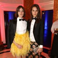 Sam Rollinson and Charlotte Wiggins