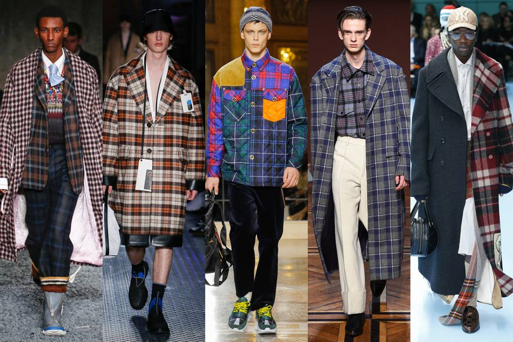 ca3050e205ac Trendy jesień zima 2018 2019 Moda Męska - David Durden