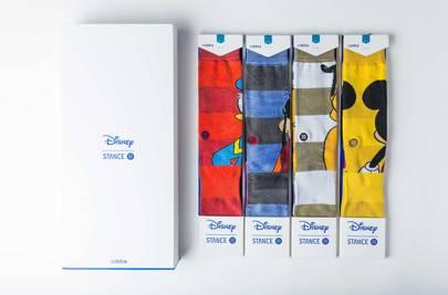 Colette x Stance x Disney sock set