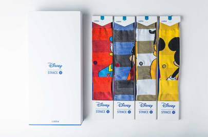 Colette x Stance x Disney sock set