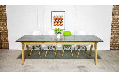 Synk table from Rigg