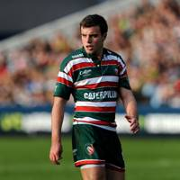 51. George Ford, fly-half