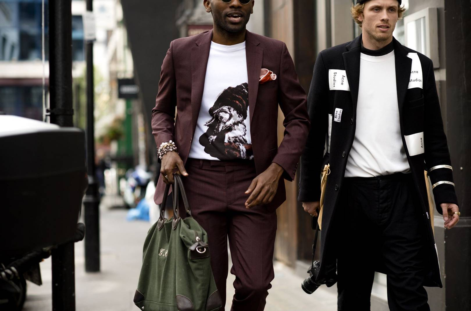 Should You Tuck In Your T Shirt This Summer British Gq