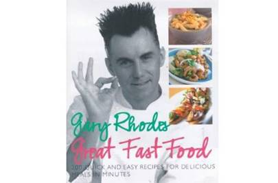 Damian Lewis: Great Fast Food by Gary Rhodes
