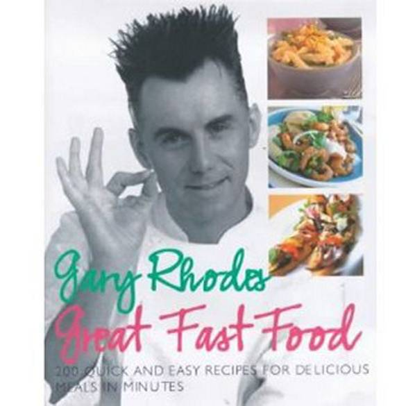 Are there any books that explore the other side of fast food?