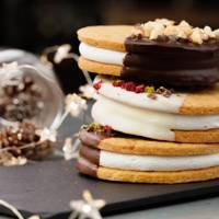 Aubaine Christmas pastries