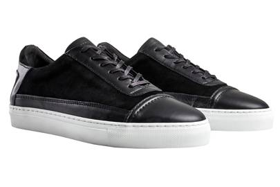 Excalibur Low Top Black by Forge Poise