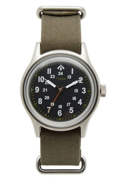 Watch by Timex x Nigel Cabourn