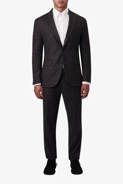 Pretty Green Black Label Wardle suit