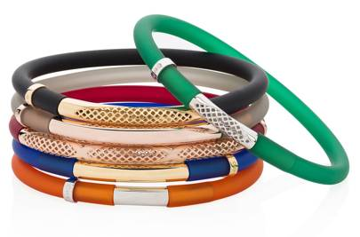 SHO by Sarah Ho Pop bracelets