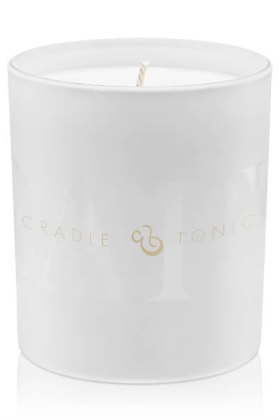 2. Cradle & Tonic baby candle