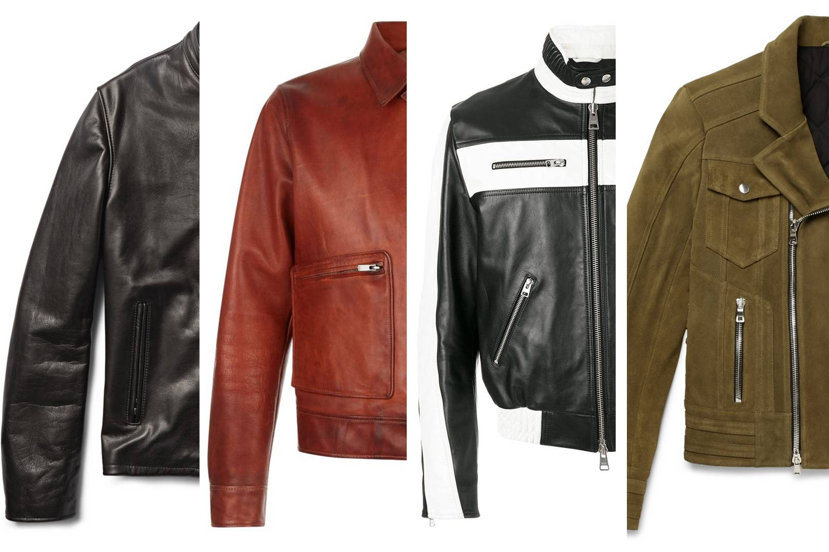 d553be28 Best men's biker jackets | British GQ