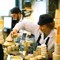 Cheese Of The Month Subscription by Neal's Yard