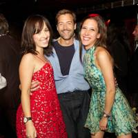 Holly Roberts, Patrick Grant and Annabelle Morell-Coll