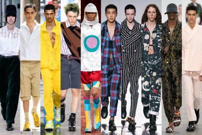 The biggest Spring/Summer 2020 trends for men