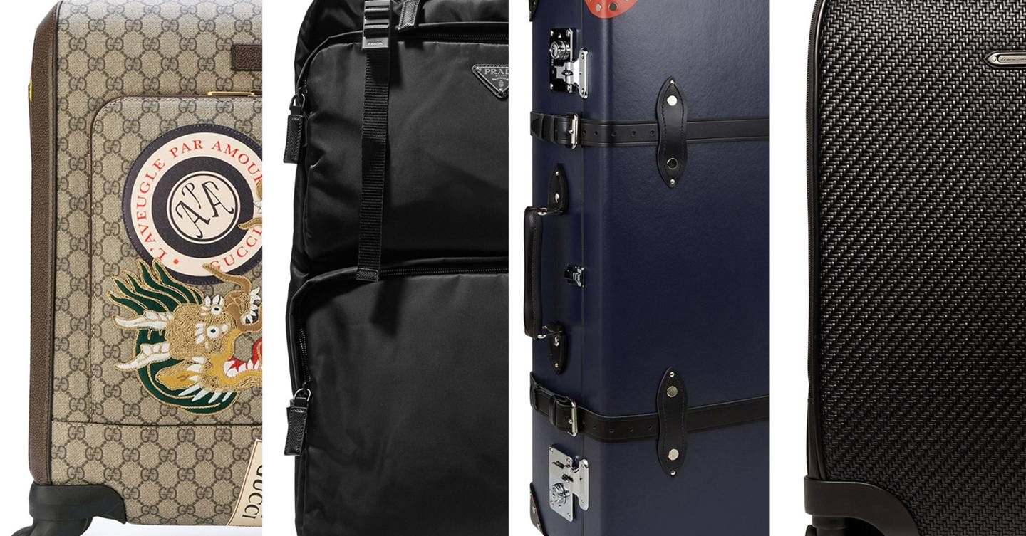3e70faec58a4 Best suitcases and travel bags to jet away with all year-round ...