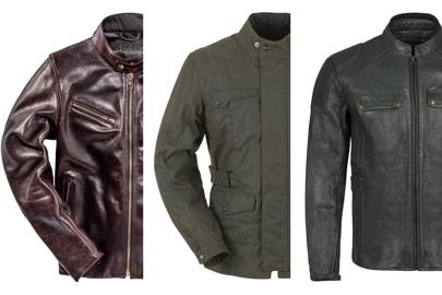 Best motorcycle jackets for a stylish ride