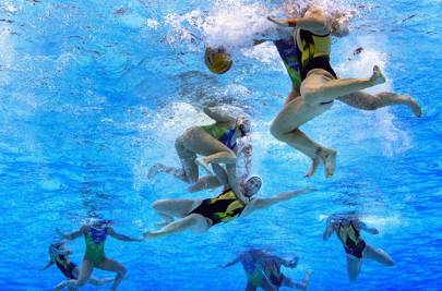 Olympics Day 12: Water Polo