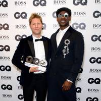 Christopher Bailey and Skepta