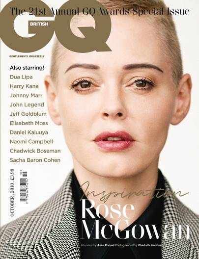Inspiration Award: Rose McGowan