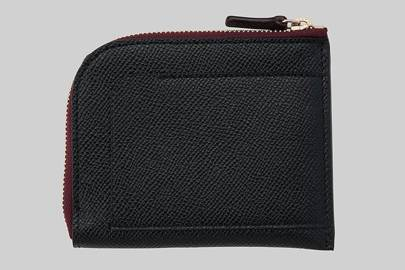 Christian Kimber zip wallet