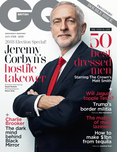 Jeremy Corbyn - Jan/Feb 2018